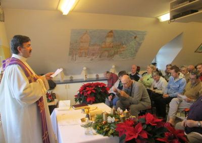 Messe zum 1. Advent