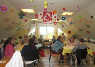 Muttertagsfeier im Pflegeheim Beer 2017