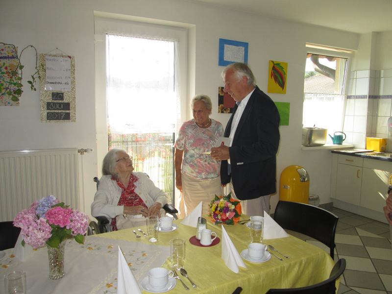 90igster Geburtstag