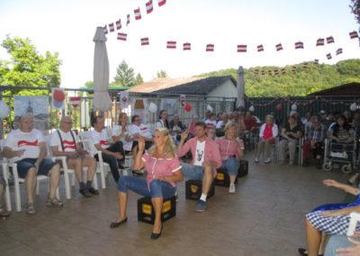 Sommerfest Pflegeheim Beer 2017