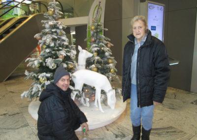 Weihnachtsmarktbesuch