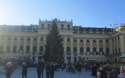 Christkindlmarkt Schönbrunn