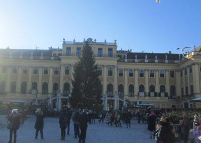 Ausflug nach Schönbrunn