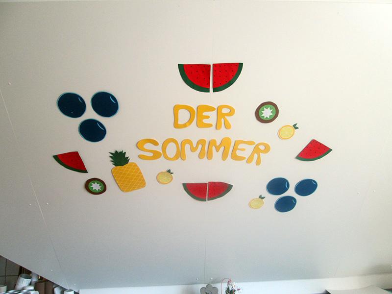 Sommerdeko