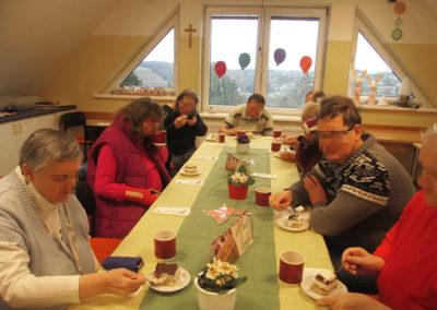 Pflegeheim Beer - Geburtstagsfeier