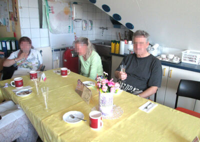 Geburtstagsfeier Pflegeheim Beer